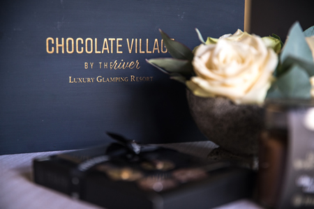 CHOCOLATE VILLAGE BY THE RIVER