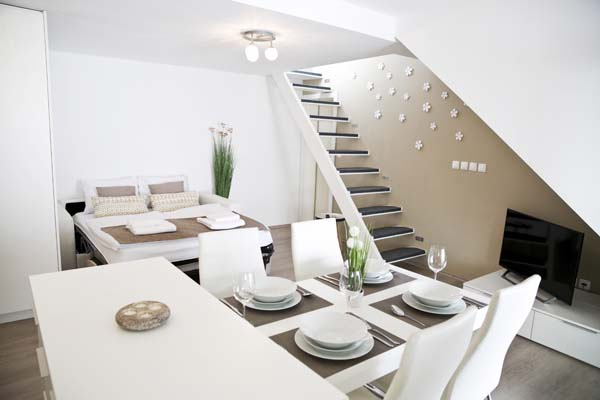 Duplex apartment with terrace 8
